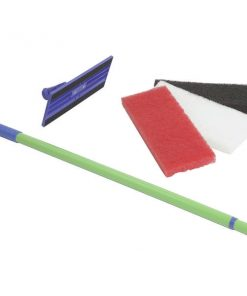 Scouring Pad Set with Handle-0
