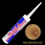 Maxisil A Mid Brown-0
