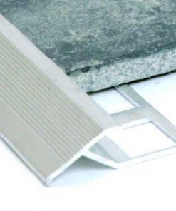 All-Slope Profile Aluminium 8mm Mill Finish x 3m-0