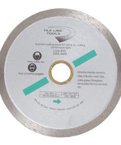 "Otec Trade Cont Rim Blade 4"" - 105mm Wet/Dry-0"