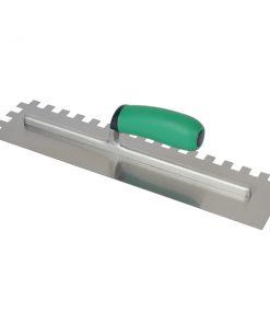 Notched Trowel 10mm Soft Grip-400x100mm-0