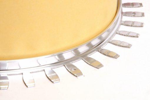 All-Flex Profile Aluminium 15mm Bright Silver x 3m-0