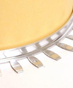 All-Flex Profile Aluminium 8mm Bright Silver x 3m-0