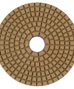 """Polishing Pad 4"""" - 105mm 1500 Grit-0"""