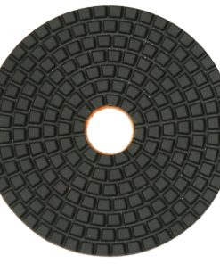 """Polishing Pad 4"""" - 105mm 50 Grit-0"""