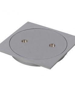 Inspection Outlet Square 100mm-0