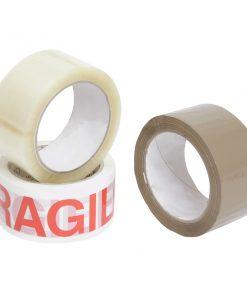 Packaging Tape 48mm x 75m Brown-0