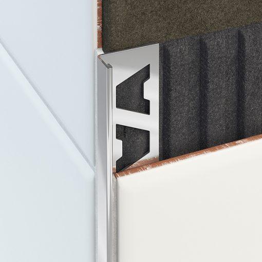L Profile S/Steel 4.5mm Polished x 3m-0