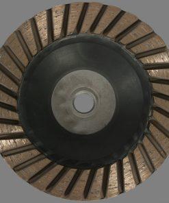 Turbo Cup Grinding Wheel Premium 125mm -0