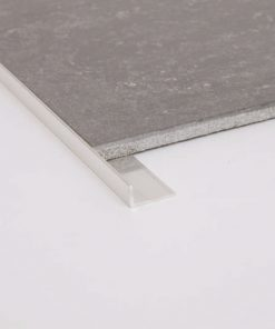 Geo Angle Profile Aluminium 25 x 20 x 3mm Mill Finish x 0.915m-0