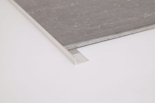 Geo Angle Profile Aluminium 32 x 20 x 1.6mm Mill Finish x 1.083m -108