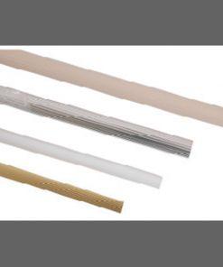 Towel Rail - White 25 x 910mm-0