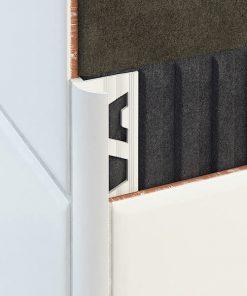 All-Curve Profile PVC 10.5mm Whisper Peach x 2.5m-0