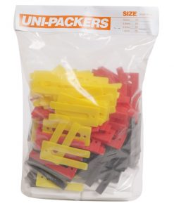 Packers Mixed 50x1.6, 50x3.2, 50x4.8, 20x10mm-0