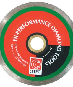 "Otec Cont Rim Blade 4"" - 105mm Wet/Dry-0"