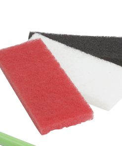 Scouring Pad Medium - Red-b-0