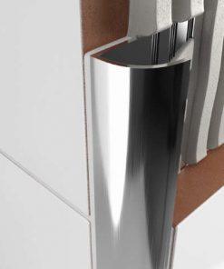 All-Curve Profile Aluminium 10mm Bright Silver x 3m-0