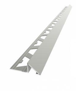 All-Prism Profile Aluminium 10mm Matt Silver x 3m-0