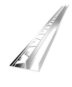 All-Channel Profile Aluminium 8mm Bright Silver x 3m-0